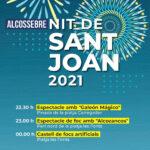 Nit de Sant Joan 2021 – Alcossebre