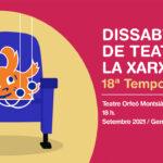 """Programació de la 18a. temporada 2021-2022 dels """"Dissabtes de Teatre"""""""